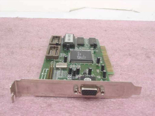 S3 P5C3DD  Trio64V2/DX PCI Video Card