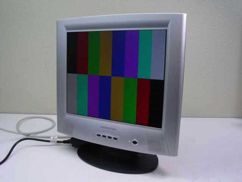 """Princeton VL173  17"""" LCD monitor with Speakers - 14AP1708A50"""