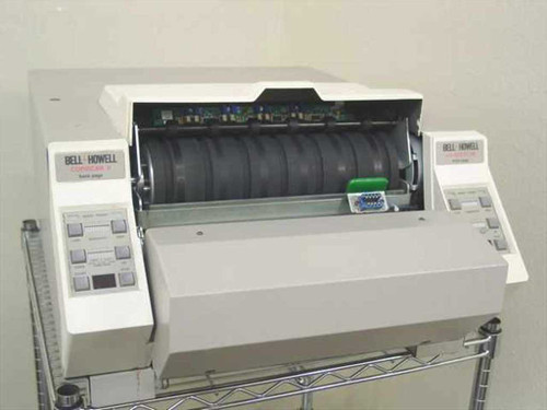 Bell & Howell Model 6338g Series 1451 Sheetfed Scanner w/Ace & (CopiScan II)