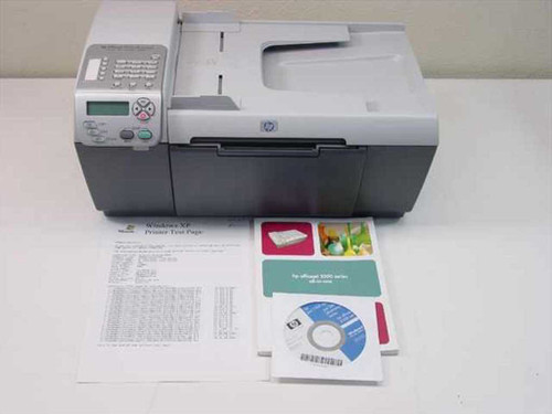 HP Q3434A  Officejet 5510 All-in-one printer, fax, copier, sc