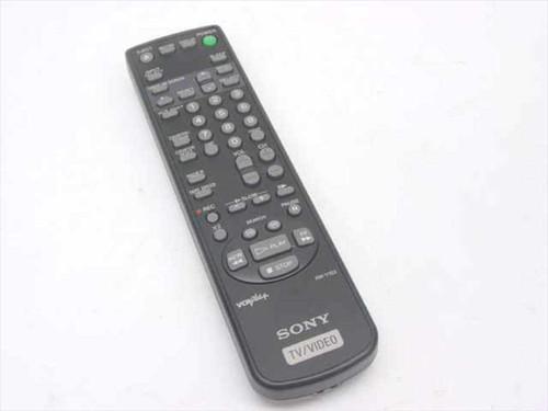 Sony RM-Y153  Remote Control TV/Video- VCRPlus&