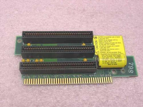 IBM Riser Card 8530 Buss Adapter W/Battery (61X8864)