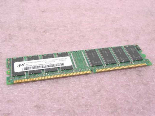 Micron MT8VDDT3264AG-265B1  256MB Memory