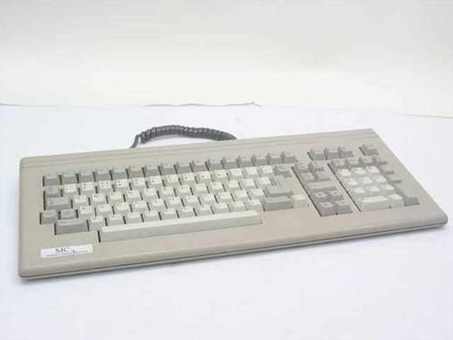 Generic MC3  Multiple Concept 3 Terminal Keyboard RJ-25 6-Pin C