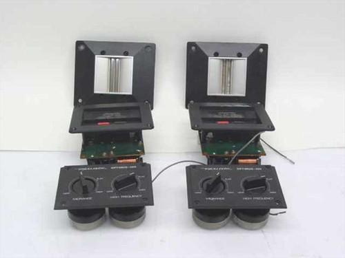 Realistic Optimus-400  6 Stereo Speaker Parts