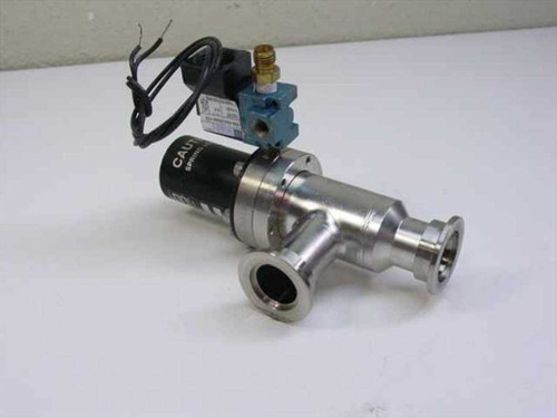 MDC KAV-100-P  Angle Valve Vacuum Operated 1 Inch In-Out