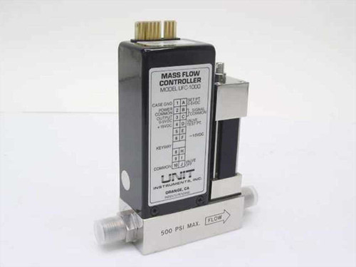 Unit Instruments UFC-1000  Mass Flow Controller