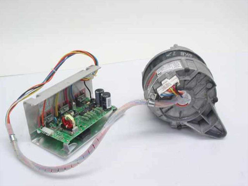 Unknown H55PWBKB-1833  Variable Reluctance Motor with Controller (as is)