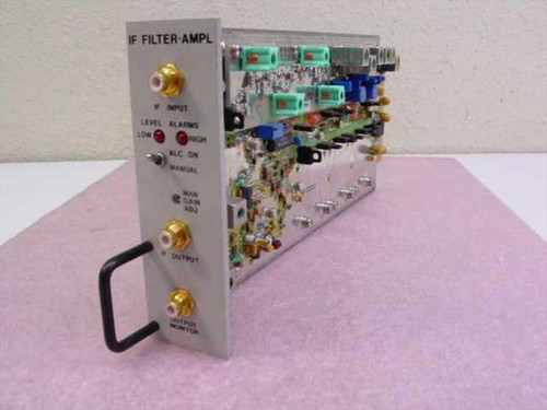 Scientific Atlanta 336786  IF Filter Ampl 20MHZ ~V - 262518