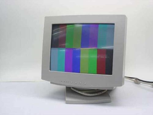 "RIC X-554M  15"" Color Monitor"