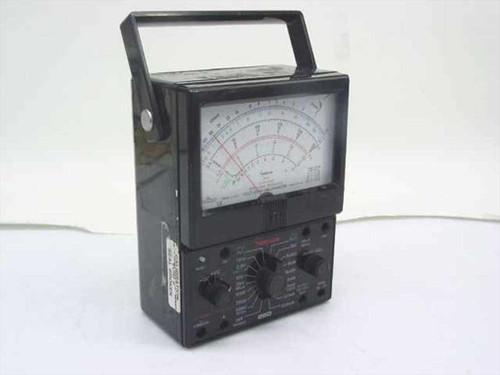 Simpson 260 Series 6XLP  Volt-Ohm-Milliammeter AS IS