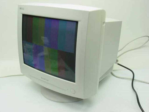 """HP D2835  17"""" Color Monitor"""