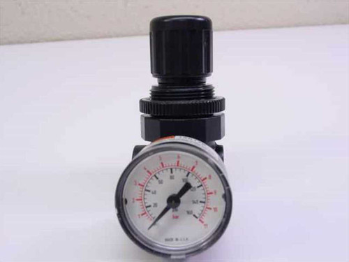 Norgren RO7-119RGKA  Mini Regulator 1/8 with Gauge