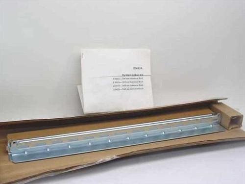 HP E3663A  System II Rail Kit
