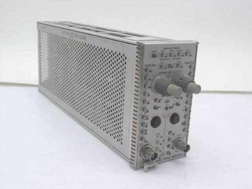 Tektronix 7A12  Dual Trace Amplifier Plug-in