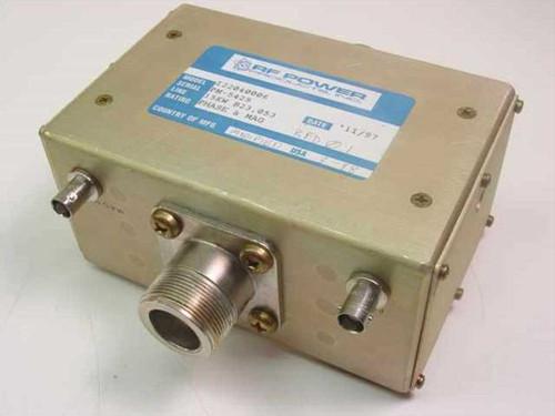 RF Power Products I22040006  Coupler 15KW Phase & Mag