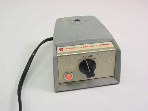 American Optical 365  Microscope Lamp Power Supply
