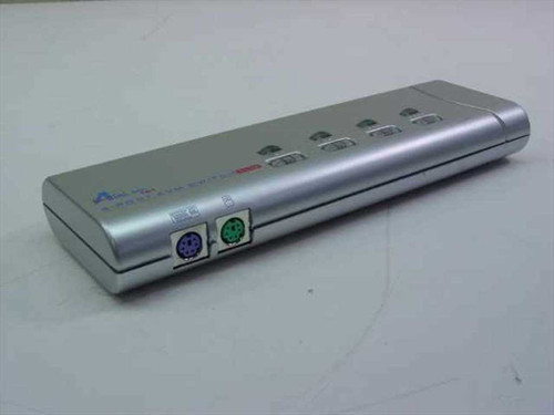 Airlink101 4 Port KVM Switch  4 Port KVM Switch Slim