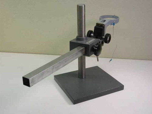 Scientific Instruments Microscope  Weighted Base Boom Stand