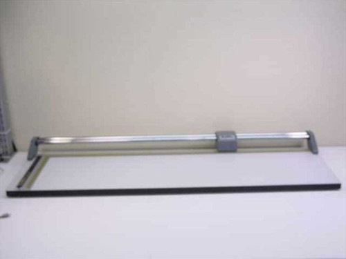 """Rotatrim Limited Model 36  36"""" Monorail Rotary Paper Cutter / Trimmer."""