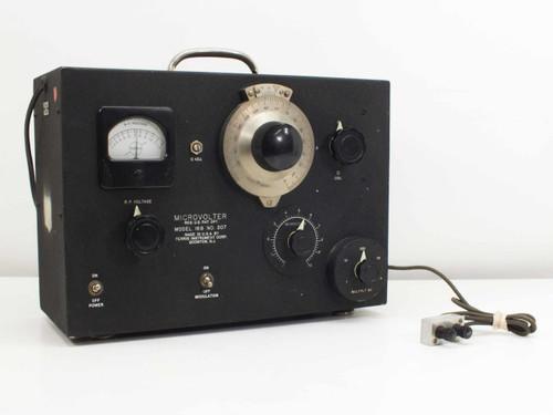 Ferris Instrument 18B No 307 Microvolter Laboratory Signal Generator Attenuating
