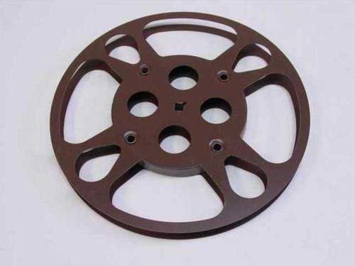 "Generic N /A  16 mm Film Reel 9.25"" Diameter x .75"""