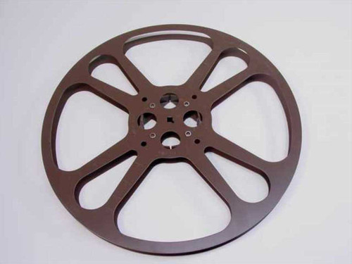 "Goldberg Brothers 15.0""  16 mm Film Reel"