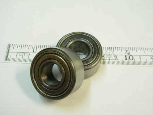 Steel 3202-2Z  Ball bearing, angular contact - 5202 - 5202Z