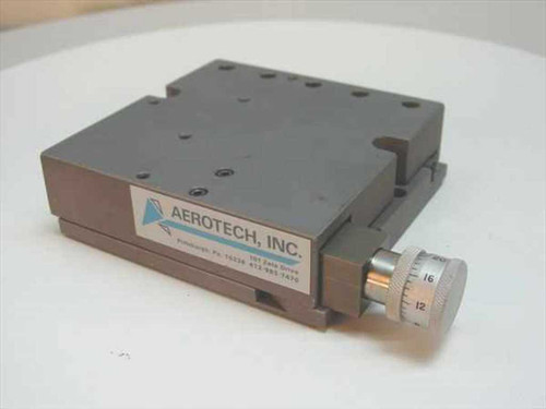 Aerotech Manual Positioner Linear Single Axis Stage ATS 301