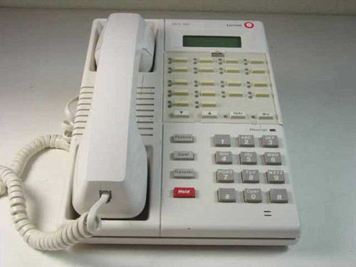 AT&T/Lucent/Avaya 7311H10A-264  MLS-18D Office Phone White 107092207