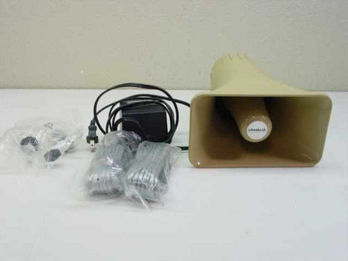 Wheelock MTH-24  Multi-Tone Horn w/ Power Supply