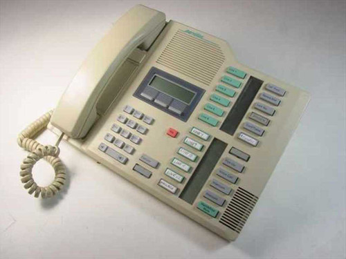 Northern Telecom NT8B40  Meridian Office Phone Beige