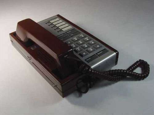 AT&T/Merlin 85SP05  27302H01C Office Phone Brown