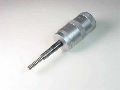 "Mitutoyo 152-388 Type  Micrometer Head 2""/0.0001"""