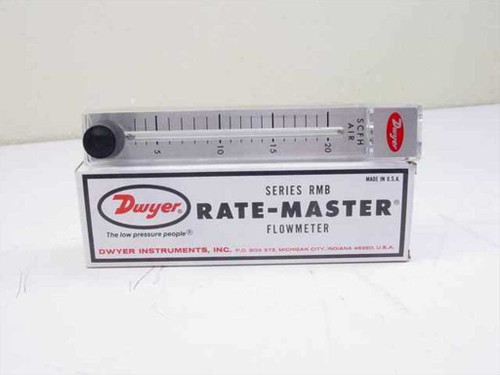 Dwyer Instruments RMB-51-SSV  Rate-Master Flow-Meter