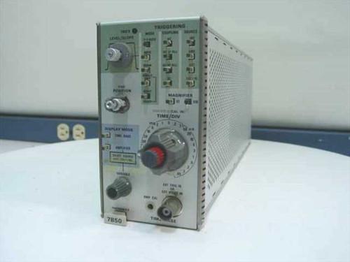 Tektronix 100MHz Timebase Plug-In (7B50)