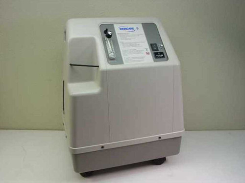 Invacare 5 IRC5LX  Oxygen Concentrator 120 VAC