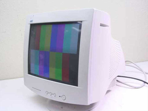 "AOC 5E  Envision 15"" Color VGA 15-Pin CRT Monitor"