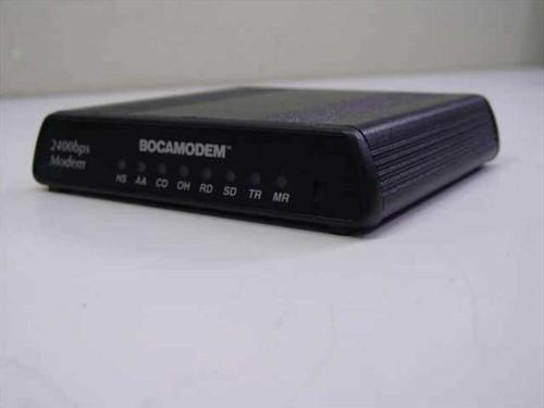 Boca M0024E  2400bps Bocamodem