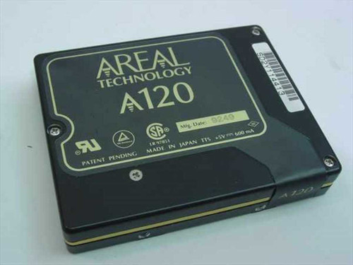 Areal 120MB Laptop Hard Drive (A120)