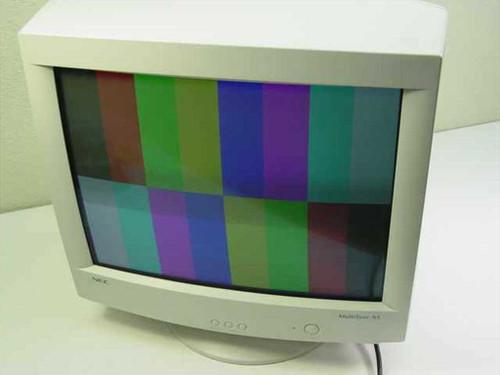 "NEC MS95  19"" Multisync 95 Color Monitor N9902"