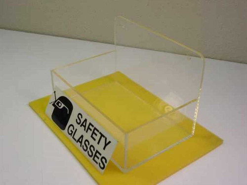 Generic 10155  Plastic Holder for Safety Glasses