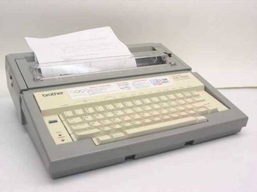 Brother GX-7000  Correctronic Electric Typewriter