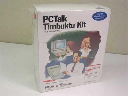 Apexx Technology LT-1002  PC Talk Timbuktu Kit PC to Mac Networking