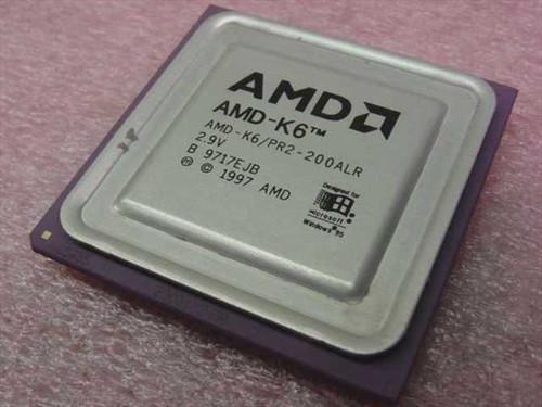AMD K6/PR2-200ALR  200MHz/66/32/2.9V