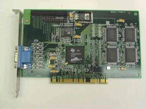 Creative Labs Permedia 2 Graphic 3D PCI Card (CT6610)