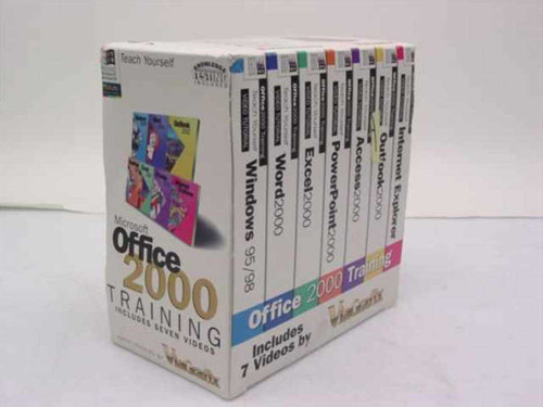 ViaGrafix Video  Microsoft Office 2000 Training