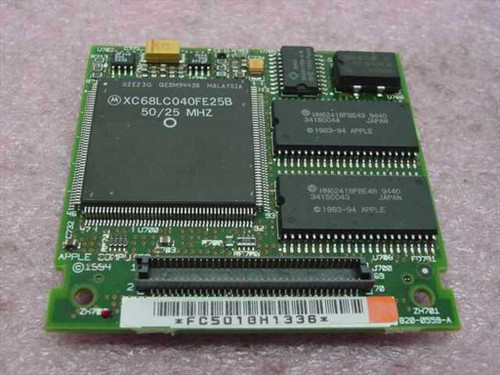 Apple 820-0559-A  Daughterboard for Powerbook 520C Laptop