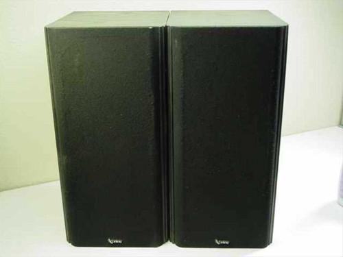 Infinity Kappa 5.1 Series II  Audio Speakers 3-Way Bass Reflex - Pair