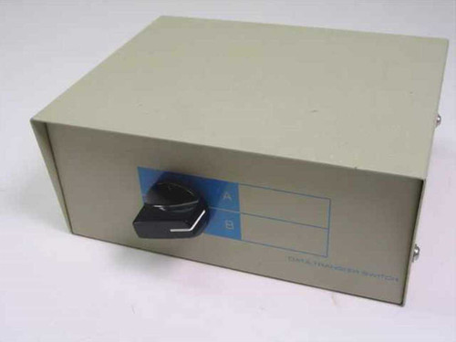 Generic 2 way switch  15 Pin VGA - PS/2 Mouse - Keyboard Data transfer